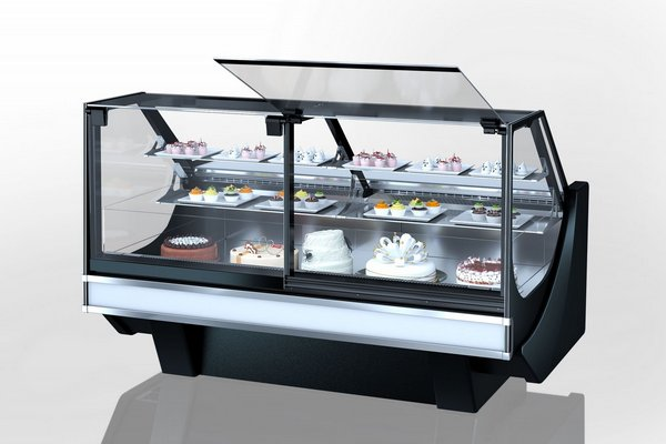 Кондитерская витрина Missouri Cold Diamond MC 126 patisserie PS 130-DLM - Хитлайн - Технохолод